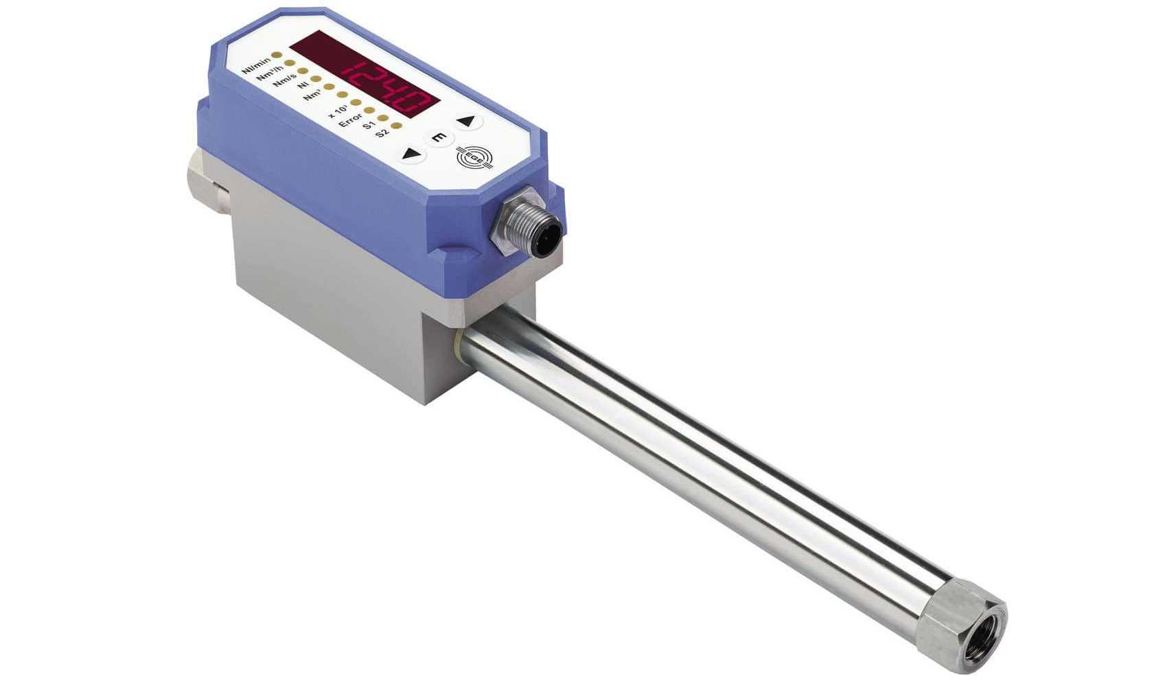 Измерительные приборы для сжатого воздуха серии LDN, LDV и LDS от EGE