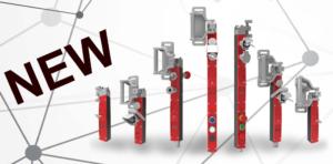 Новые тонкие переключатели для amGardpro от Fortress Interlocks
