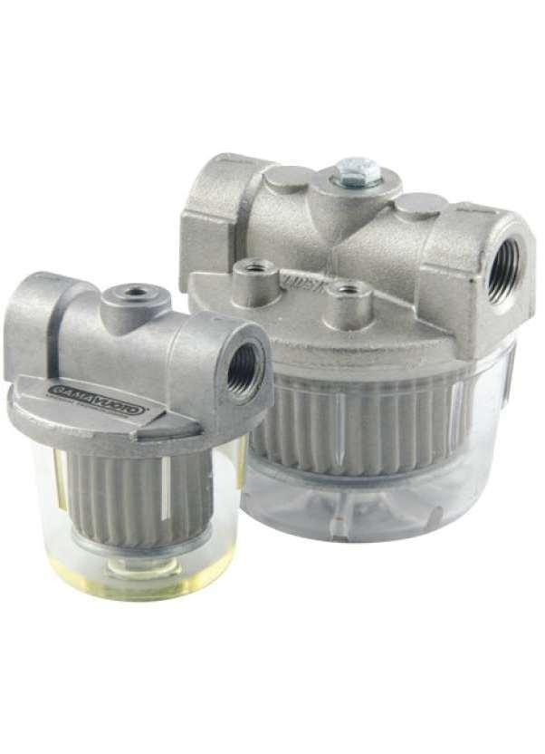 Алюминиевые вакуумные фильтры Gamavuoto