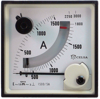 Аналоговые измерительные приборы Celsa