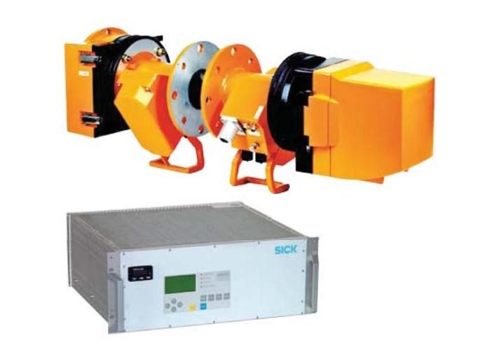 SICK предлагает новый вариант своего газоанализатора GM700