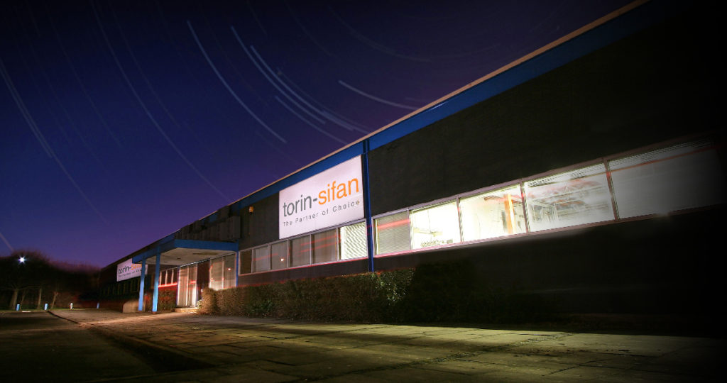 О компании Torin-Sifan