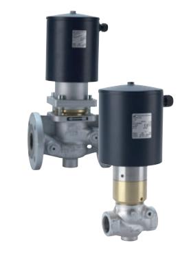 Одинарные и двойные электромагнитные клапаны Uni-gerte