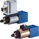 Пропорциональные клапаны давления Bosch Rexroth