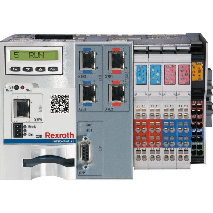 Система управления движением Bosch Rexroth