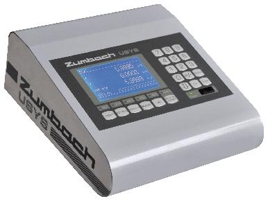 Системы сбора данных Zumbach Electronic