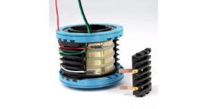 Ltn Servotechnik представляет семейство нагрузочных контактных колец со сменными скользящими контактами