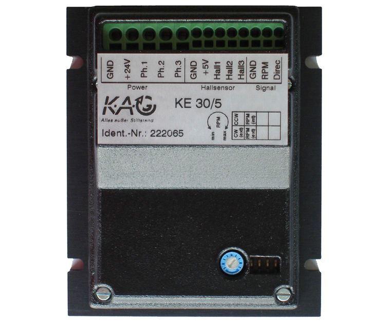 электроника внешнего управления KE30/5