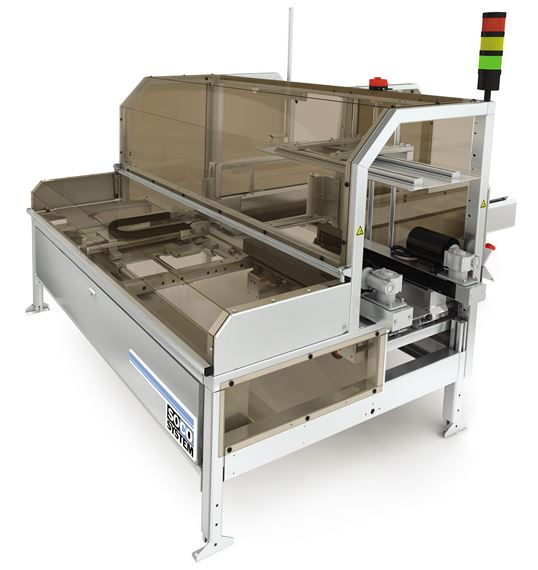 Устройство для сборки картонных коробок SOCO Pack ATS