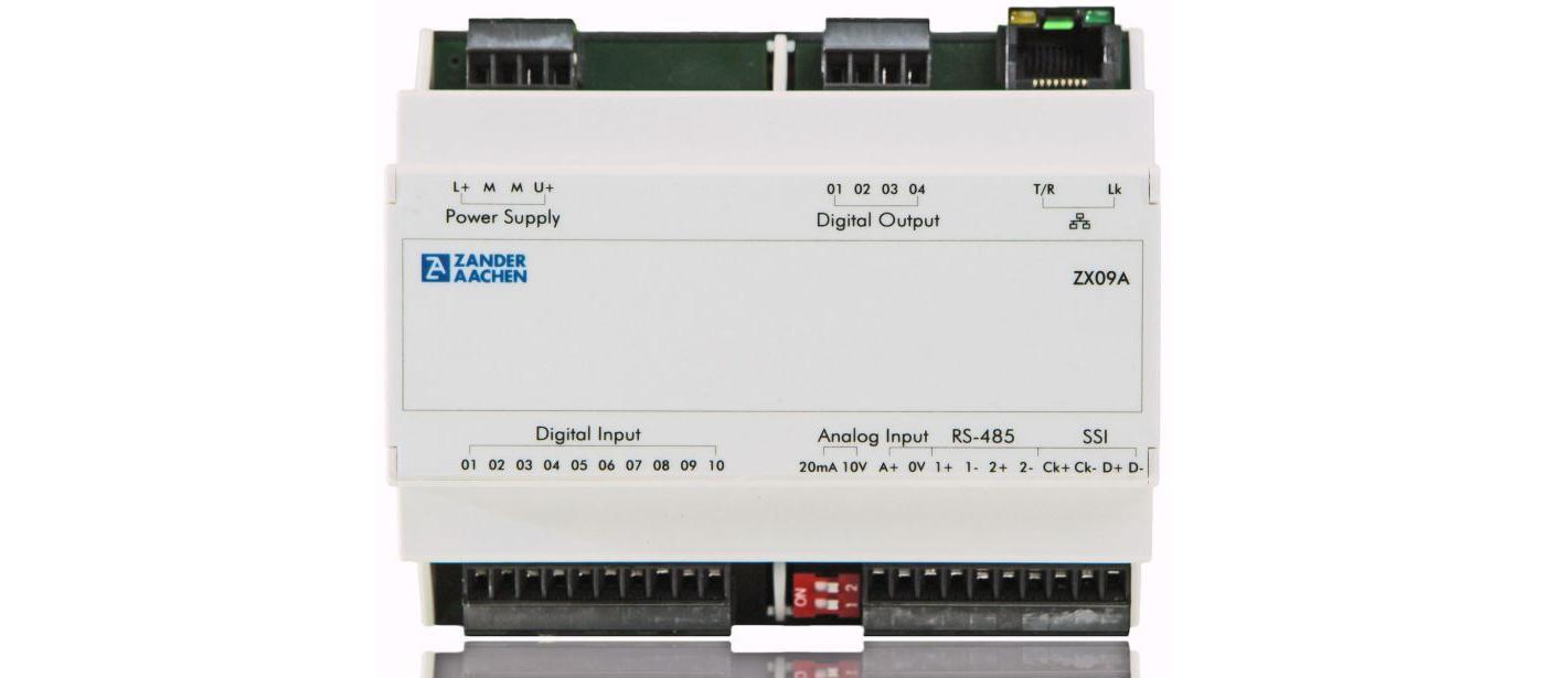 Высокоскоростной контроллер с аналоговым входом ZANDER AACHEN